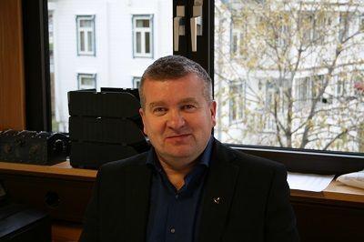 Ordfører Dan Håvard Johnsen Lyngen kommune