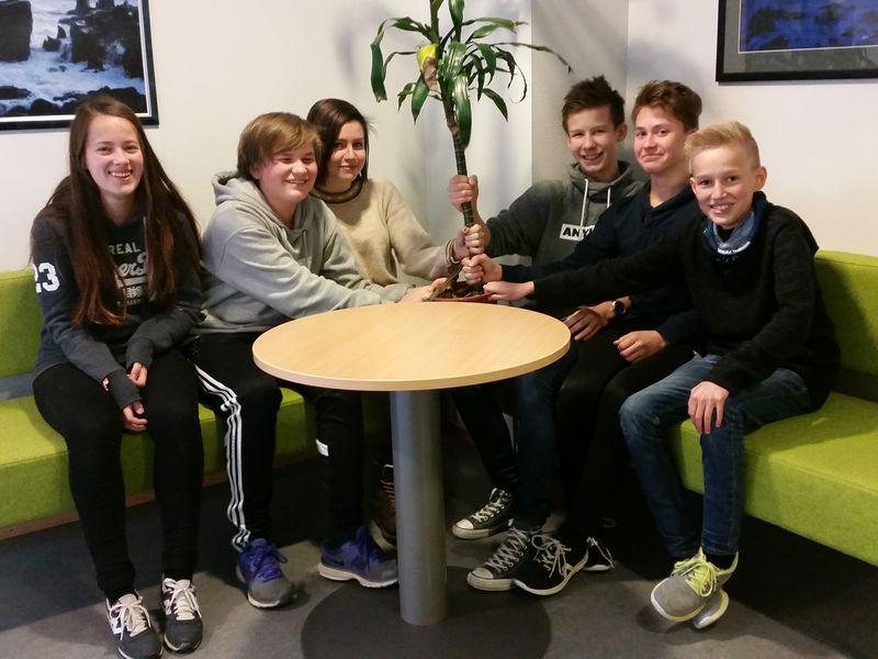 Storfjord ungdomsråd 2015-16