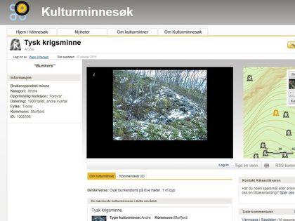 Kulturminnesøk Falsnes 3