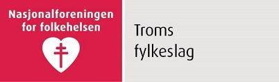 Nasjonalforeningen for folkehelsen - Troms Fylkeslag - logo