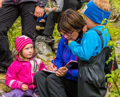 Fra ordførertur 2014. Foto: Tine-Marie Hagelin.