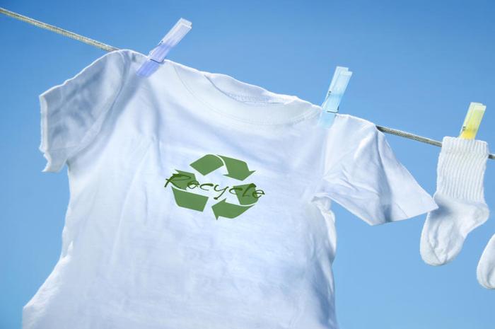 Tekstiler resirk T shirt