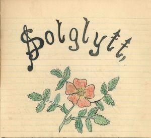 Solglytt