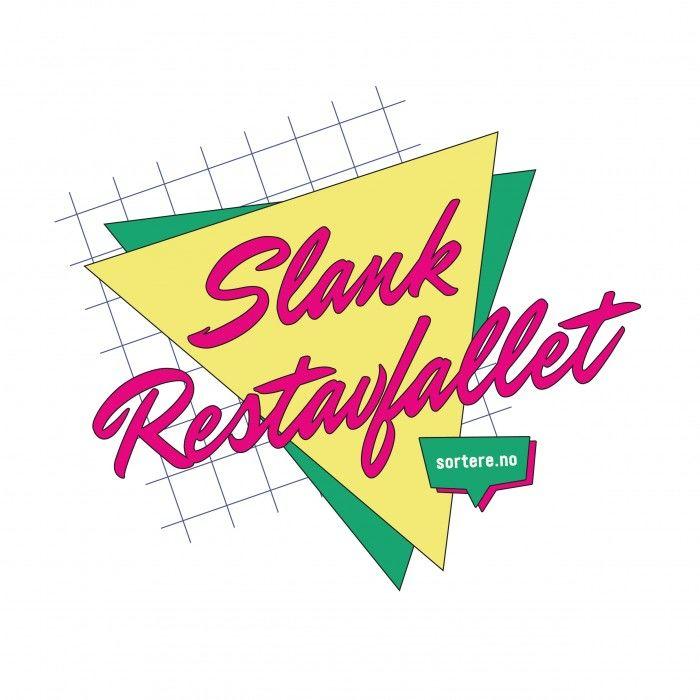 Slank restavfallet logo