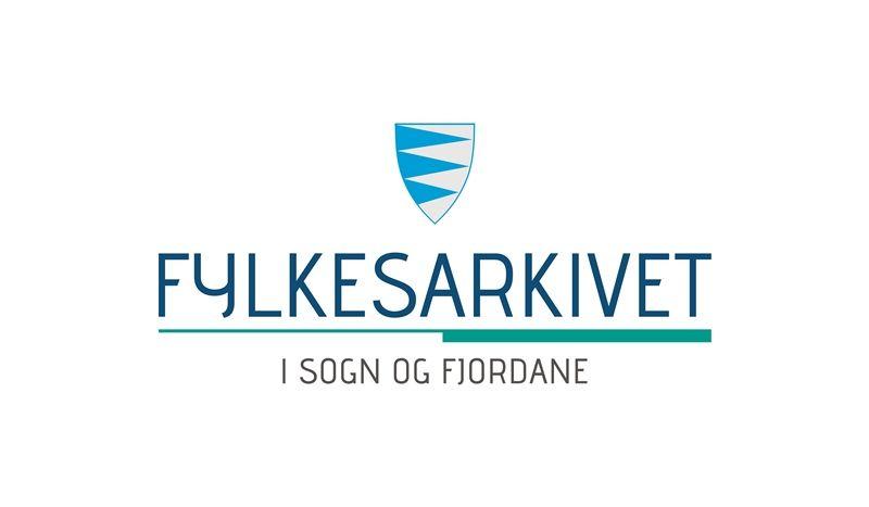Logoen til fylkesarkivet