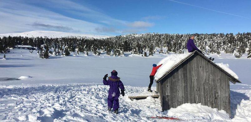 Fritid_Lillehammer_vinter_familie_2016_2017