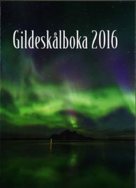 Gildeskålboka 2016