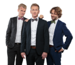 Nordic Tenors pressebilde 2016