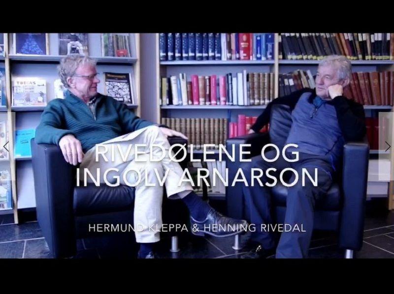 Henning Rivedal og Hermund Kleppa 11