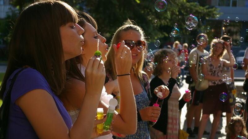 Bubble TiF Joniskis