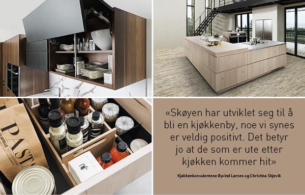 Kjempebra IN magasinet : Kjøkkeninspirasjon på Billingstad LW-44