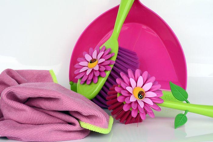 Vask av utstyr