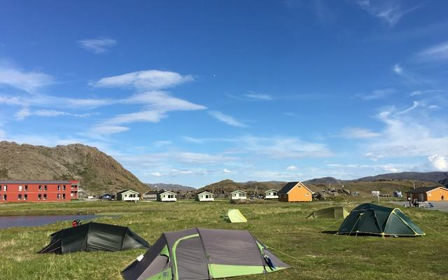 Nordkapp camping tent ground_640x480