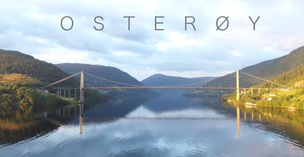 Dronefilm frå Osterøy