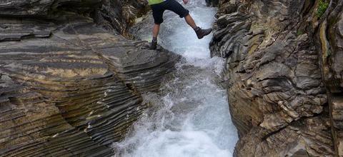 Corbels Canyon