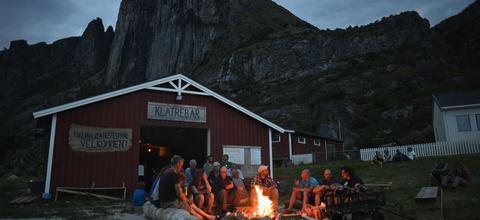 Fugløya klatrefestival, Brynjar Hilling