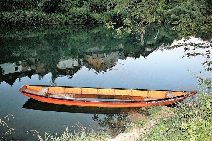 Båt - vrakpant