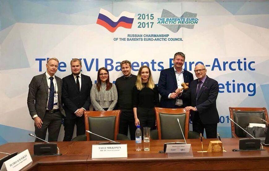 BRYC in Arkhangelsk 2017