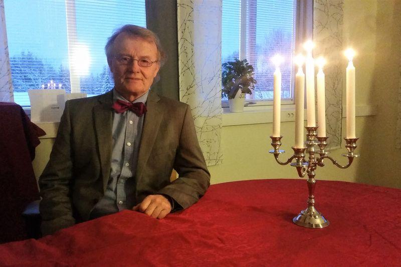 Ordfører Knut Jentoft