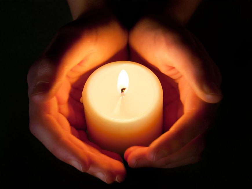 Ett minne - ett lys - en kjærlig tanke