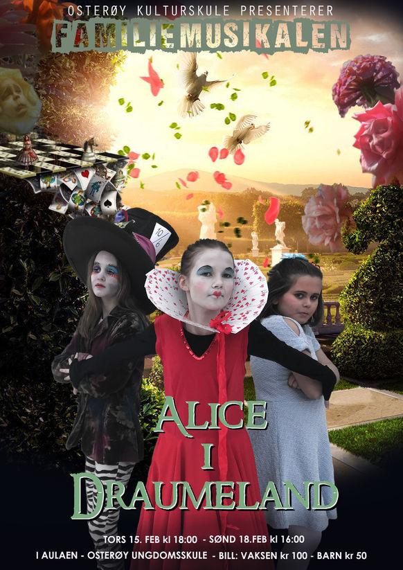 AliceIDraumeland-Plakat2
