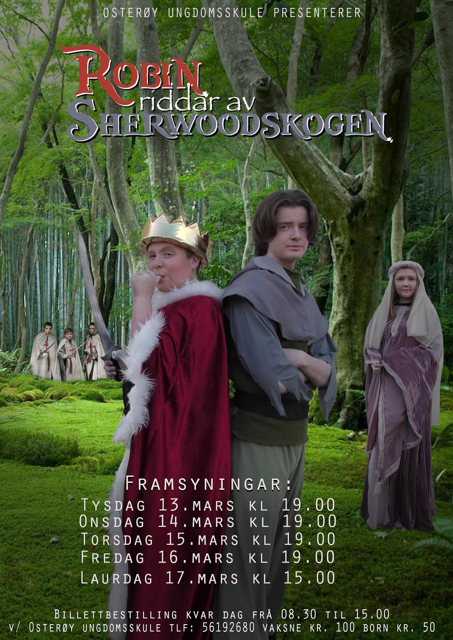 Plakat musikal 2018