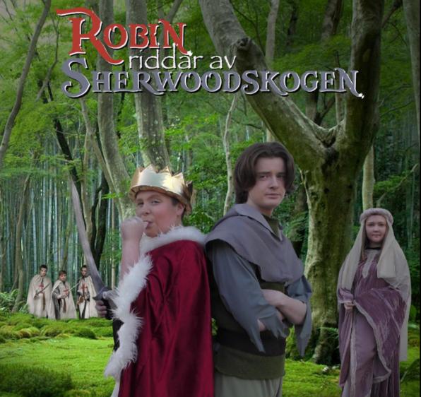 Robin, riddar av Sherwoodskogen