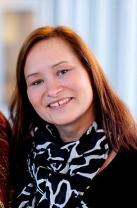 Anette Langås Larsen Foto Christel Slettli Hansen