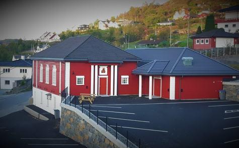 Samlingshuset Kongshall på Valestrand