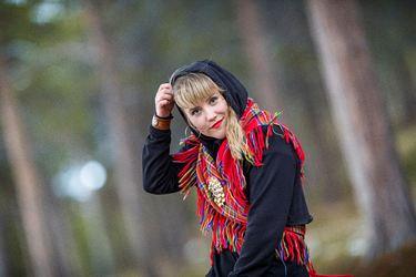 Anna-Katri Helander Foto Ørjan Marakatt Bertelsen