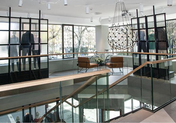 ebb6f90e Verdens største og fineste Gant flagship store