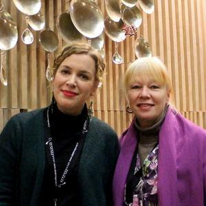 Kukka Ranta og Janna Kanninen