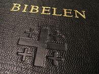 Bibelen. Foto: Pål Berge, Wikimedia Commons
