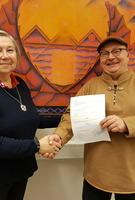 Samarbeidsavtale - Anne og Terje
