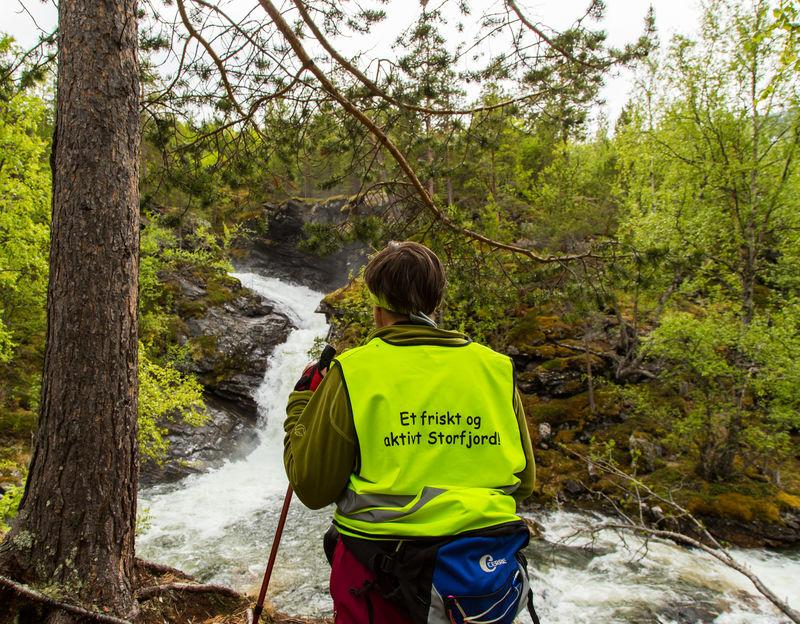 Et friskt og aktivt Storfjord - Lulleelva