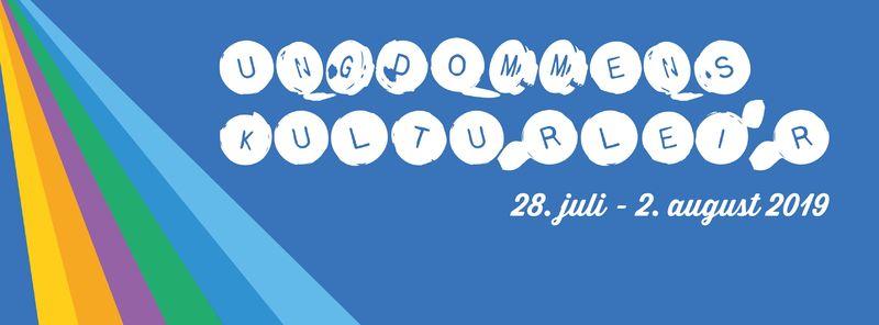 Logo - Ungdommens kulturleir 2019