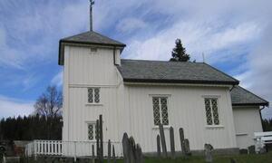 Øyfjell kyrkje