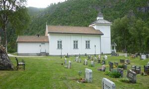 Grunge kyrkje