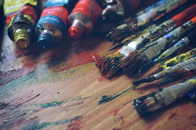 Kunstutstyr - Pixabay