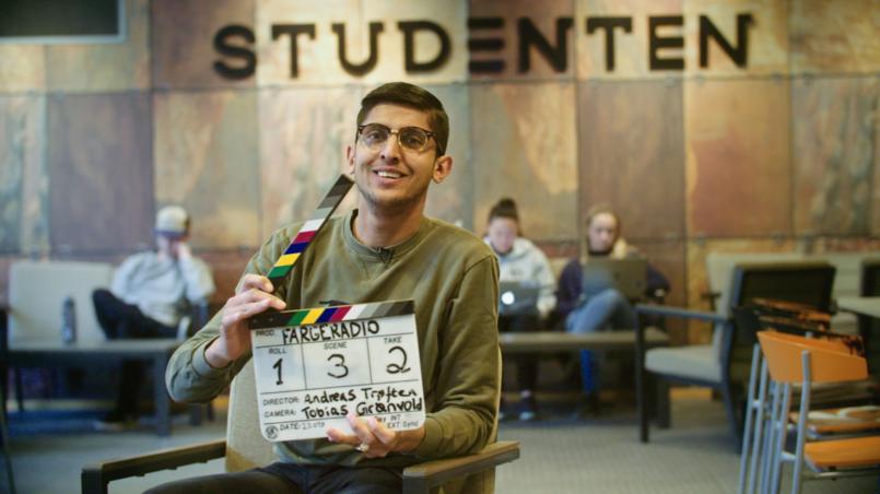 Mohammed filmstudent