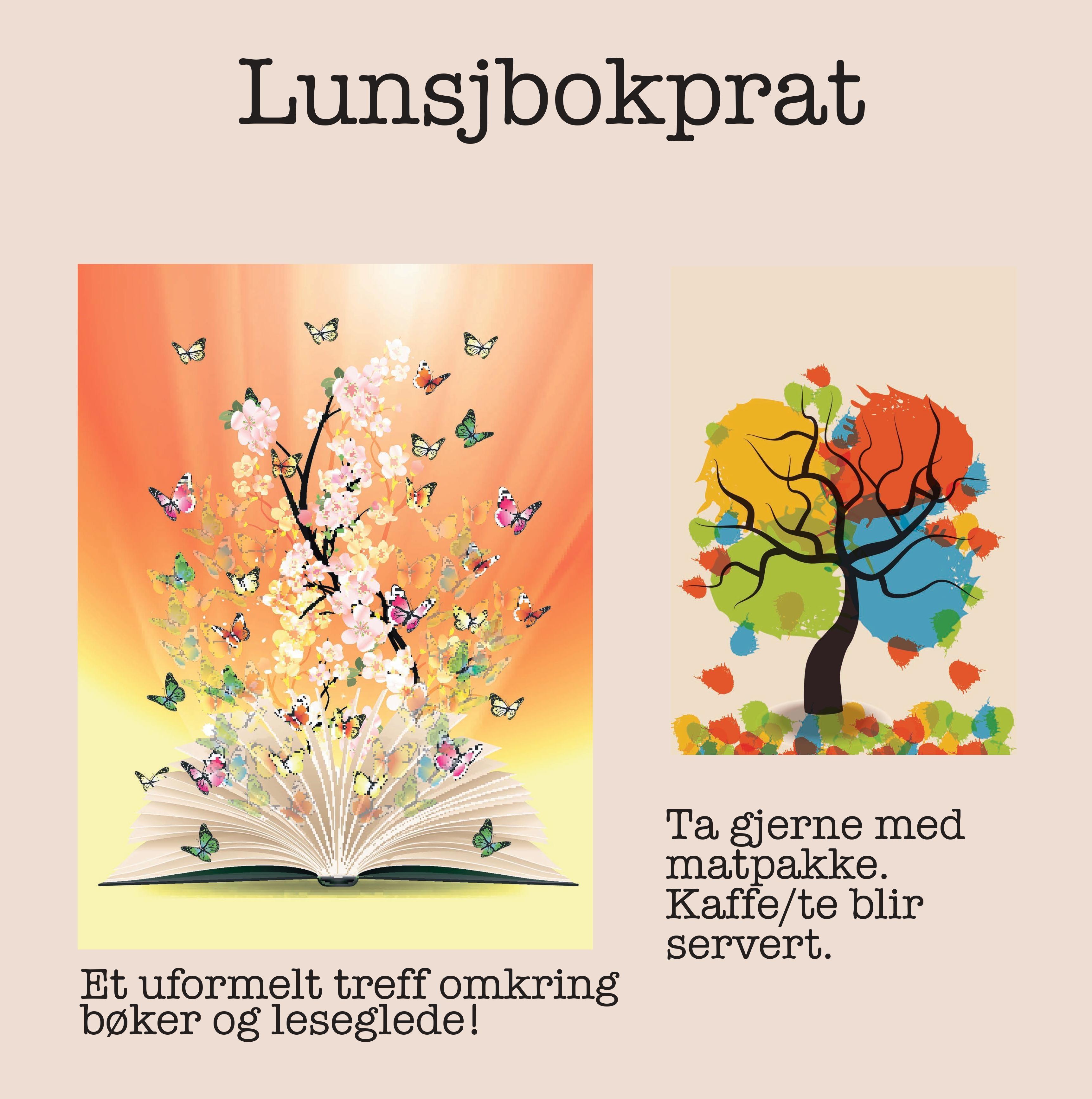 lunsjbokprat_plakat