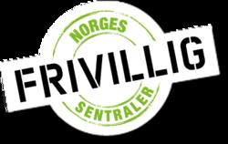 Norges frivilligsentral logo