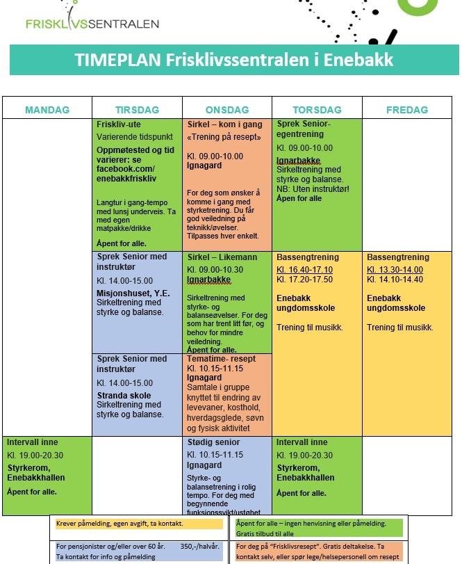 Timeplan Frisklivssentralen høst 2019.jpg