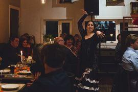 Danser på spansk aften