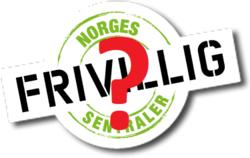 Logo med spørsmålstegn