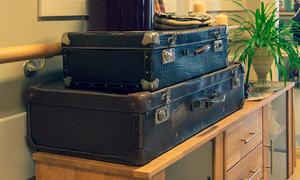 Helsesenter sykehjem koffert
