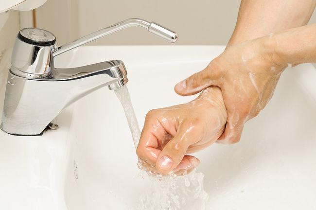 Smittervern - vask av hender