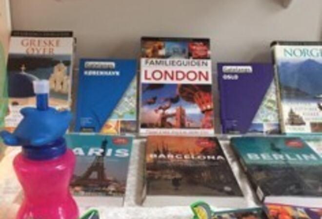 Sommerles bøker