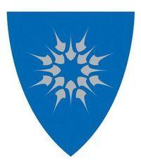 Heim kommunevåpen skjold_blå-sølv (endret størresle)_200x233