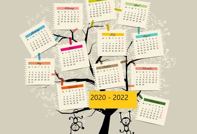 kalendertre årshjul